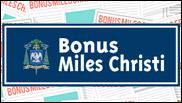 Bonus Miles Christi